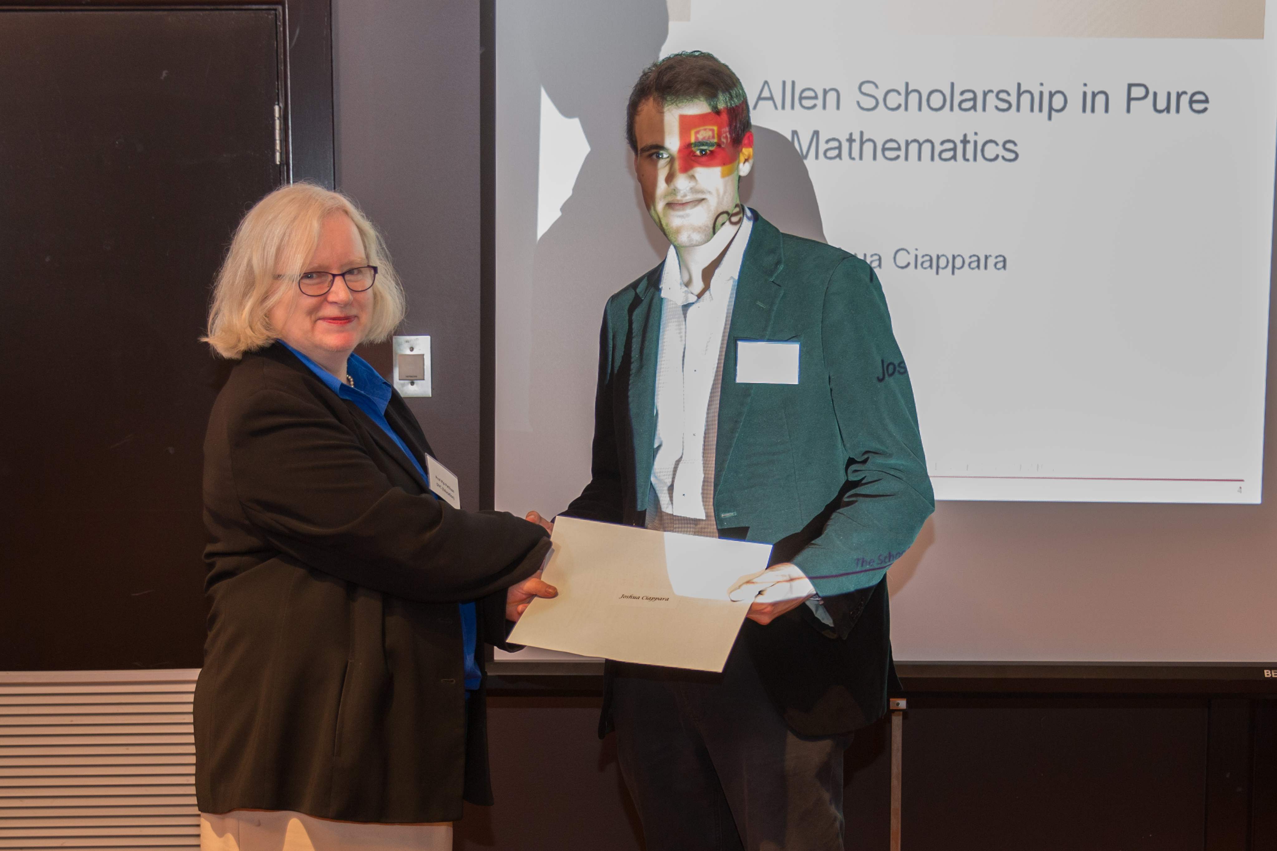 Prizes And Scholarships Usyd Mathematics And Statistics