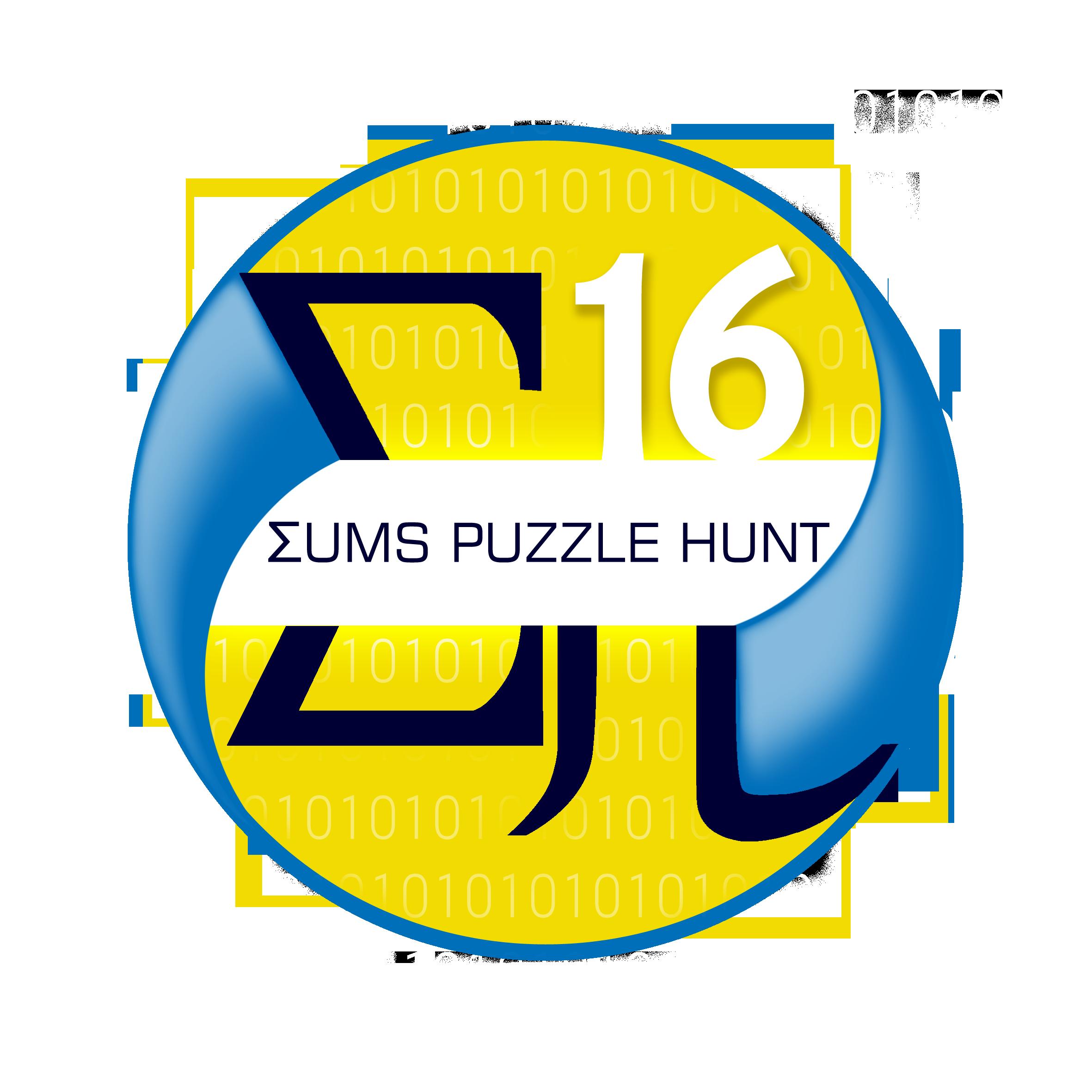 Sydney university mathematical society ums puzzle hunt 2016 buycottarizona Images
